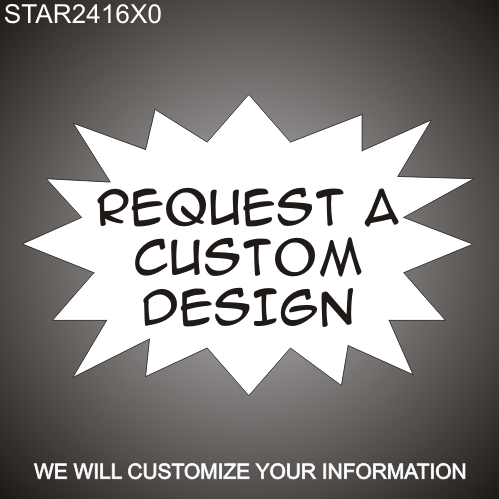 - Design Your Own 16in x 24in