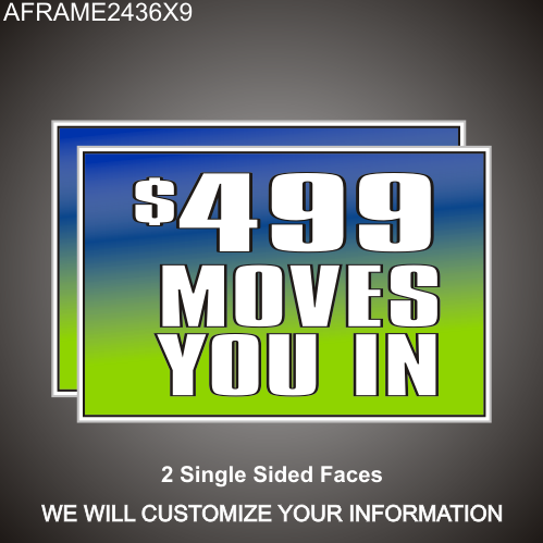 Move In Special 24in x36in