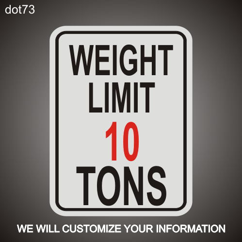 Weight Limit RA 18in x 24in