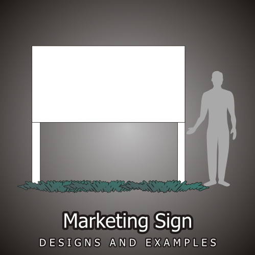 Marketing Signs