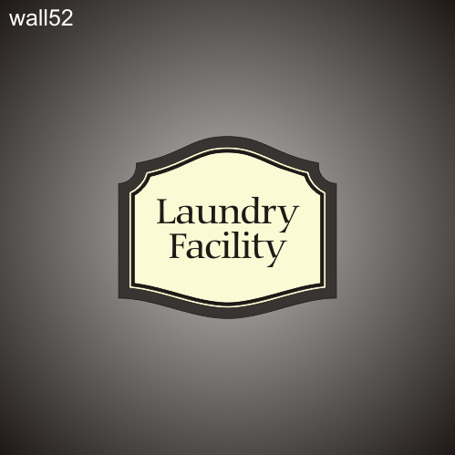Laundry ID 16in x 19in